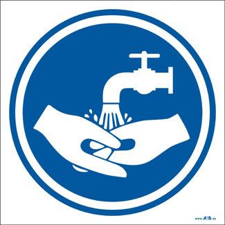 Asepsia del siglo XIX: lavarse las manos