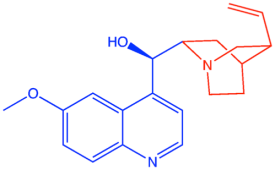 Estructura quinina