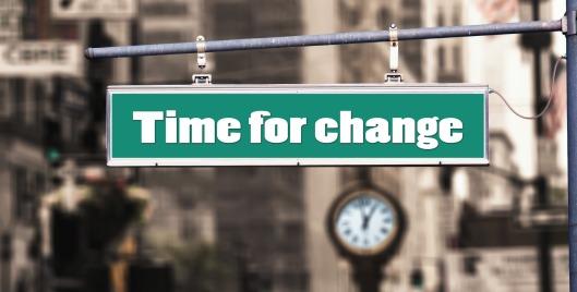 Tiempos de cambios