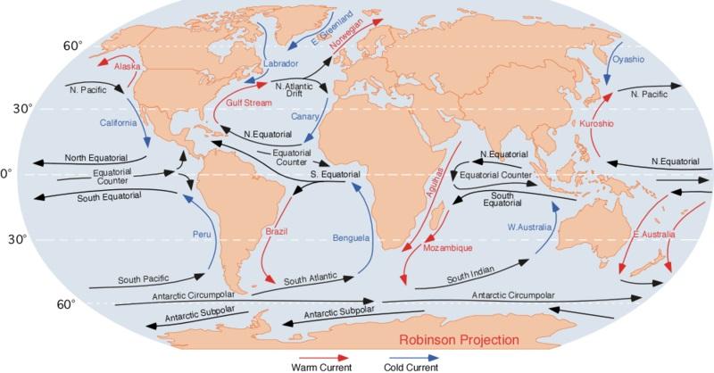 Corrientes-oceanicas el mar 7