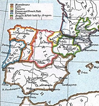España siglo XII ok
